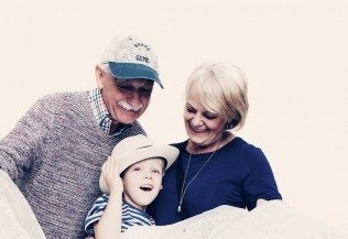 Grandparents and Grandchildren: Celebrating Your Relationship
